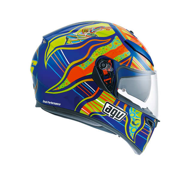 AGV K3 SV TOP PLK - five continents