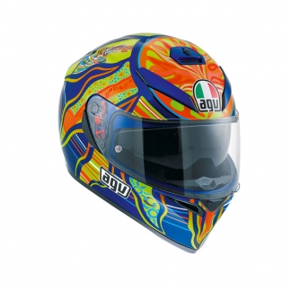 Шлем AGV K-3 SV Top 5 Continents